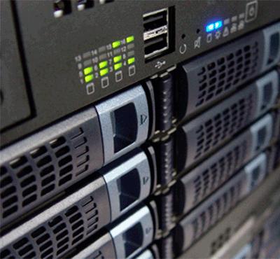 imagem ilustrando o serviços de redes da página home do site Hi-Tech Soluções em TI